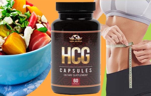 hcg capsulas