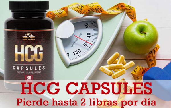 hcg capsules vida divina