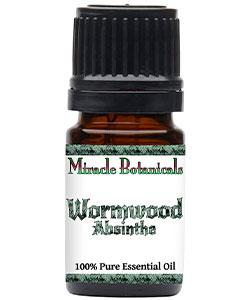 aceite esencial de ajenjo