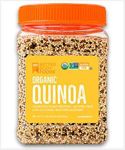 quinua organica